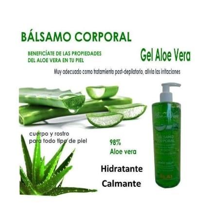 Bálsamo Aloe vera